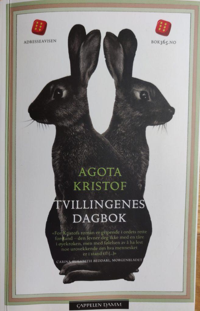 Tvillingenes dagbok av Agota Kristof
