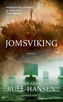 Jomsviking er nydelig norsk historisk fiksjon satt i vikingtiden, og forteller livshistorien til vikingen Torstein Knarresmed.